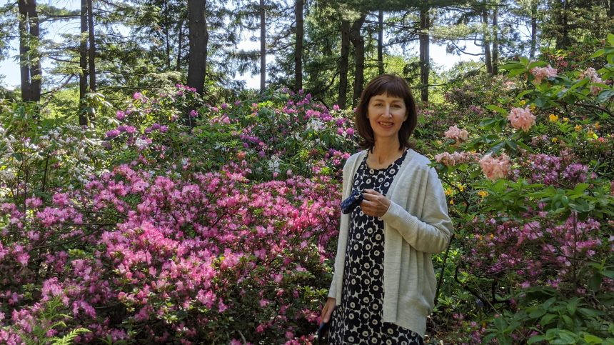 Le Jardin botanique fleurit à nouveau