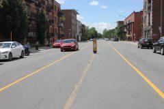 Rue Ontario: la ville veut ralentir les autos