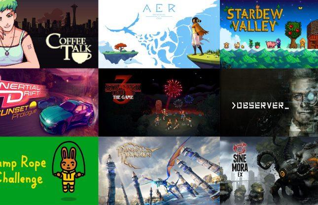 Les jeux gratuits et aubaines gaming du 26 juin 2020