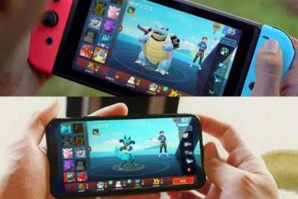Tencent et Pokémon Company présentent Pokémon Unite