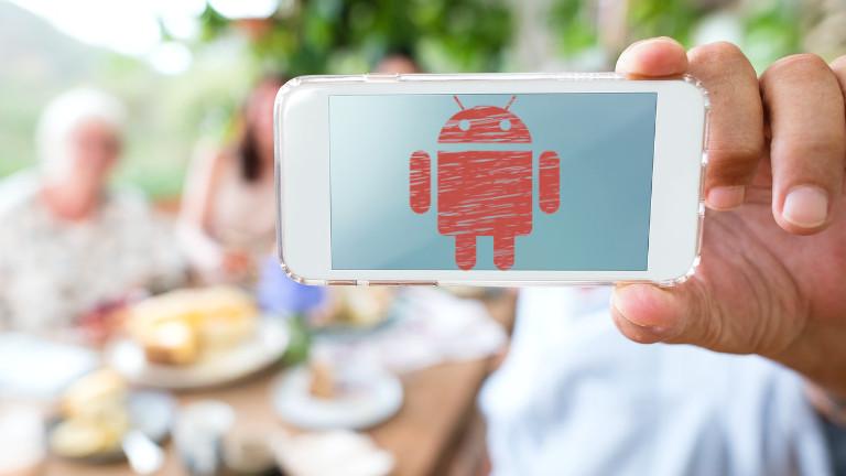 Android téléphone applications malveillantes photos selfies égoportraits