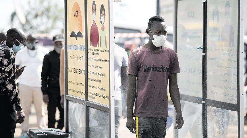 L'Afrique lutte aussi contre la pandémie de coronavirus