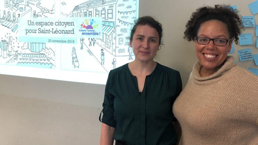 Définir le projet d'Espace citoyen de Saint-Léonard