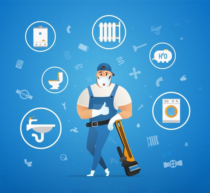 Recevoir un travailleur à domicile pour un service d'urgence