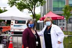 «La pandémie n'est pas finie», rappelle la Santé publique
