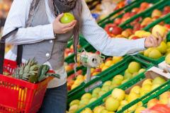 Le taux d'inflation recule pour un deuxième mois de suite, les aliments toujours plus chers