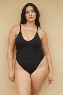 Femme en maillot de bain