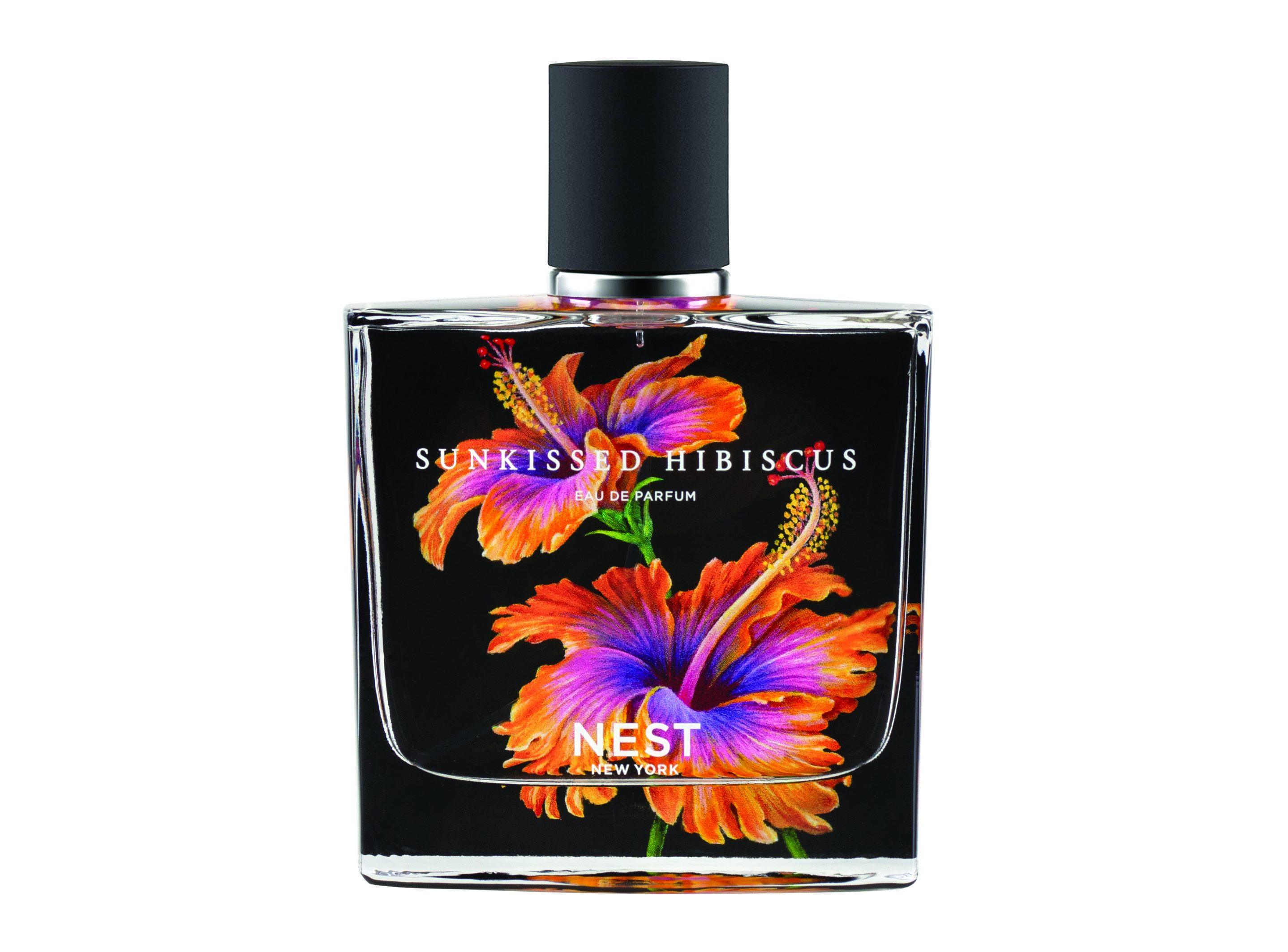 Bouteille de parfum NEST