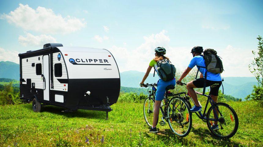 Du camping au Québec, l'option préférée de 2020