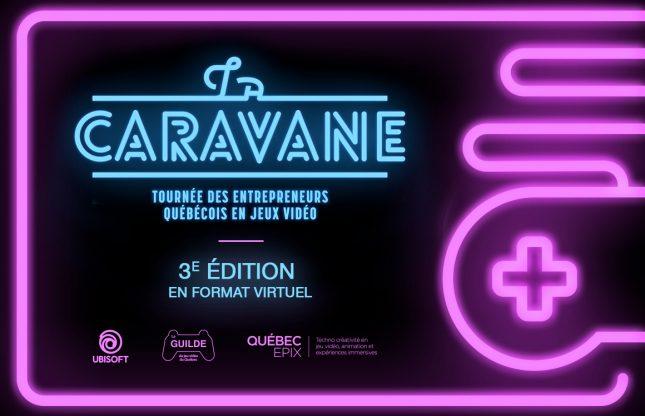 La Caravane virtuelle repart en tournée pour une troisième année consécutive