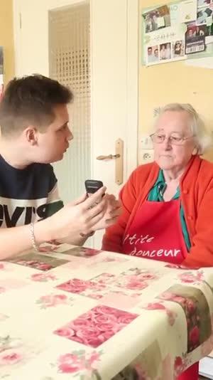 Il ne faut jamais sous-estimer sa grand-mère