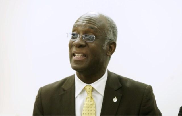 Le député de Bourassa, Emmanuel Dubourg.