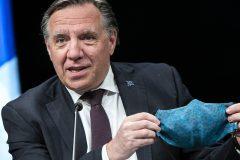 Coronavirus: le premier ministre dénonce un «relâchement»