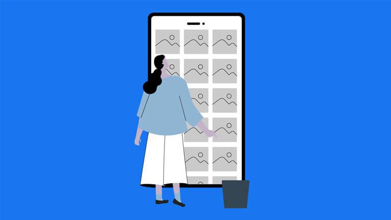 gestion publications supprimer facebook lite mobile