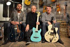 Guitares Godin sauvé par les ventes en ligne