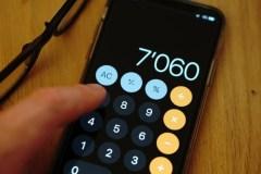 5 trucs simples à connaître sur l'application de calculatrice du iPhone