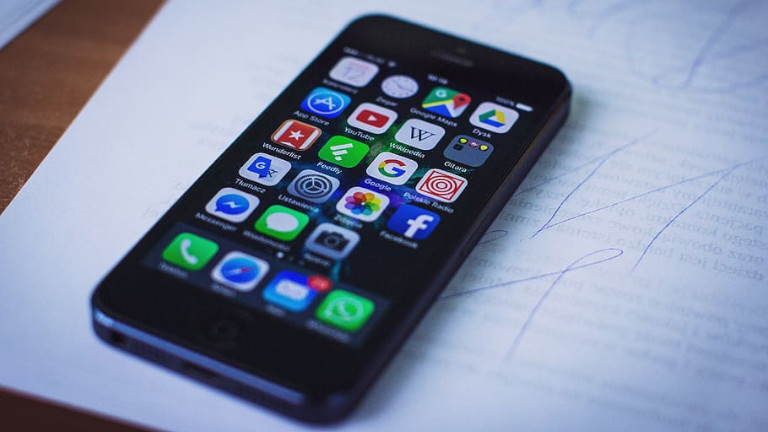 iPhone applications espionnent presse-papier