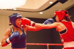 Rosemont: rencontre avec une boxeuse de haut niveau