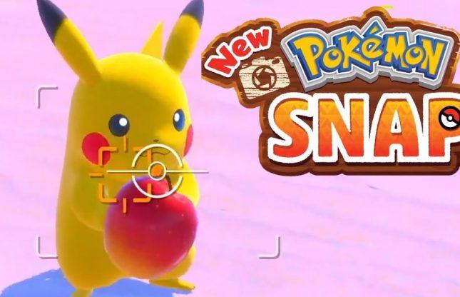 New Pokémon Snap: Le safari des monstres de poche revient sur Nintendo Switch