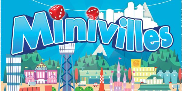 Jeu du Lundi : Minivilles