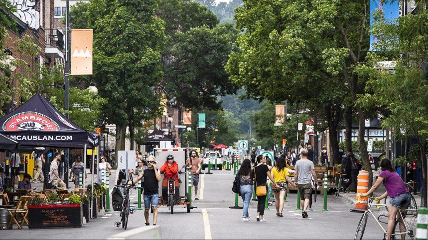 La pandémie a rayé de la carte environ 10% de l'emploi du Québec