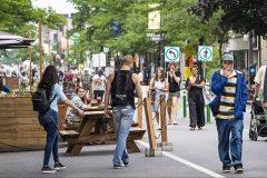 Comment la pandémie affecte notre manière d'occuper l'espace public?