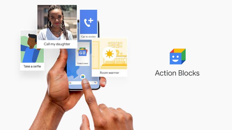 nouveautés accessibilité google android