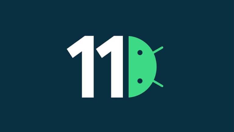 nouveautés mise à jour android 11