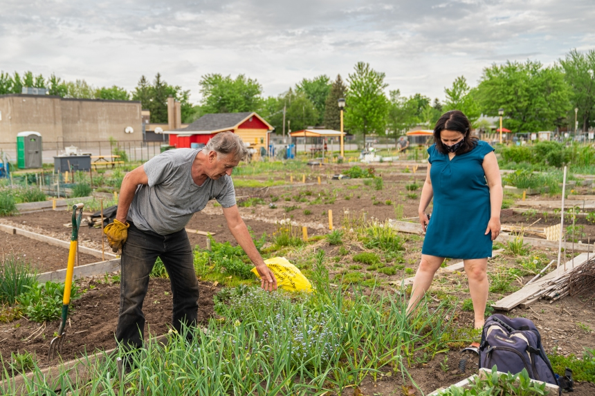 Agriculture urbaine: RDP-PAT dévoile son plan d'action
