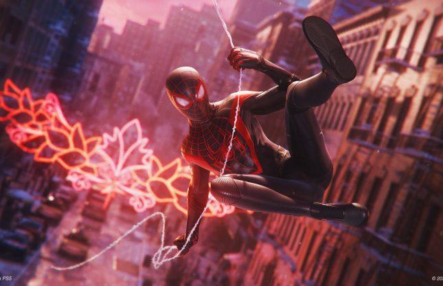 Plus de détails sur Spider-Man: Miles Morales