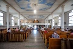 Réouverture des églises à LaSalle