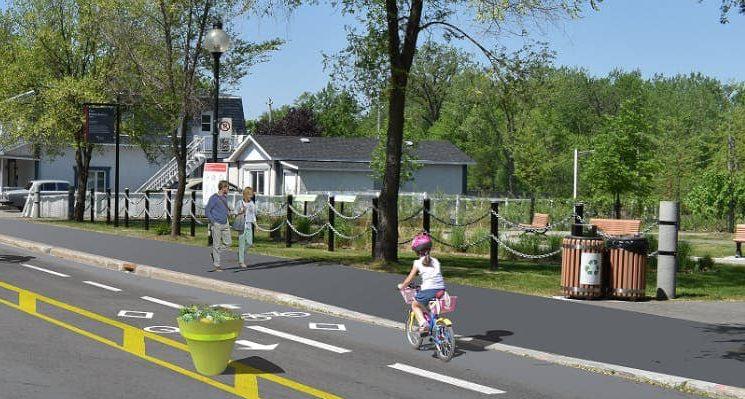 Le réaménagement du boulevard Gouin divise les Prairivois