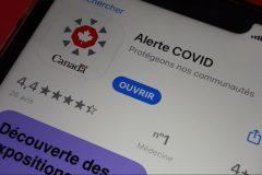 COVID-19: une application «entraînera nécessairement une violation du droit»