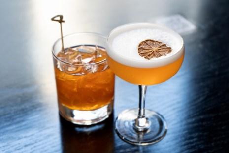 Deux cocktails