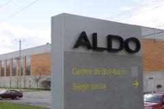 Aldo déménage, mais reste à Saint-Laurent