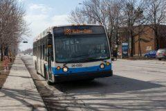 Large adoption du masque dans les autobus de RDP-PAT