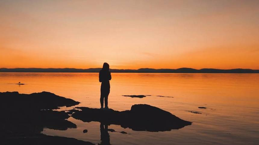 Le 2e plus beau coucher de soleil au monde est à Rivière-du-Loup