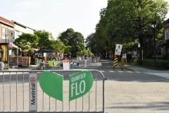 Piétonnisation avortée sur Fleury Ouest