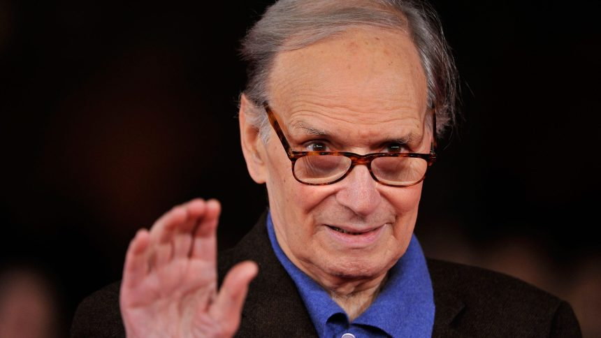 Décès d'Ennio Morricone, compositeur italien de musiques de films