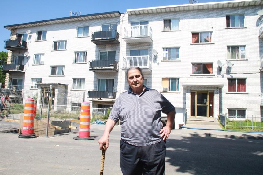 Des coquerelles sèment la discorde entre des voisins de Montréal-Nord