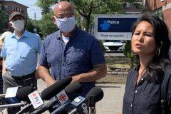 Profilage racial: la mère d'une ado arrêtée à NDG veut rencontrer le SPVM