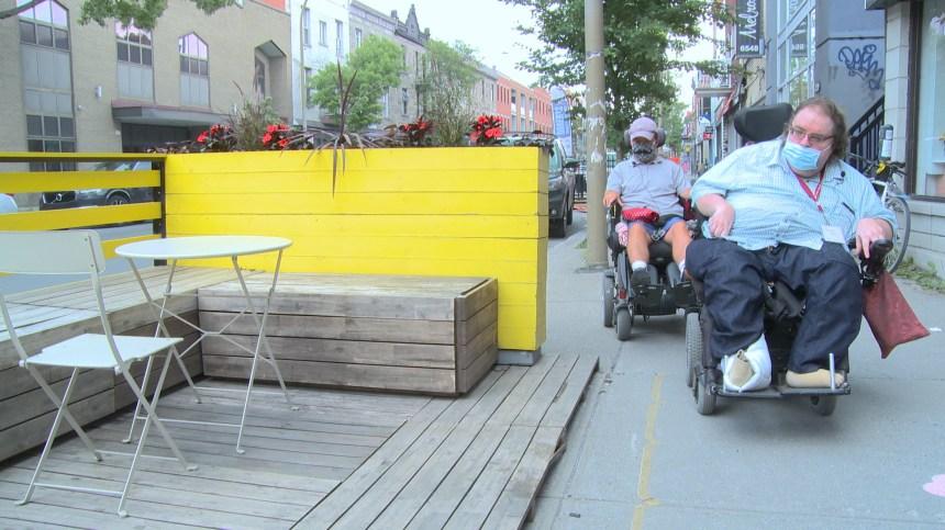 Personnes à mobilité réduite: les oubliés du déconfinement