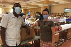 Déconfinement: l'aide alimentaire se réorganise