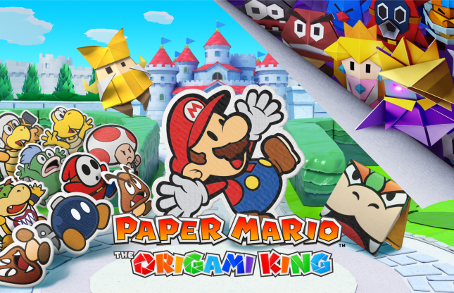 Critique – Paper Mario: The Origami King