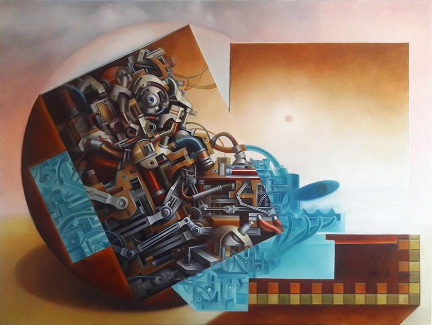 Exposition: vision technologique à Dorval