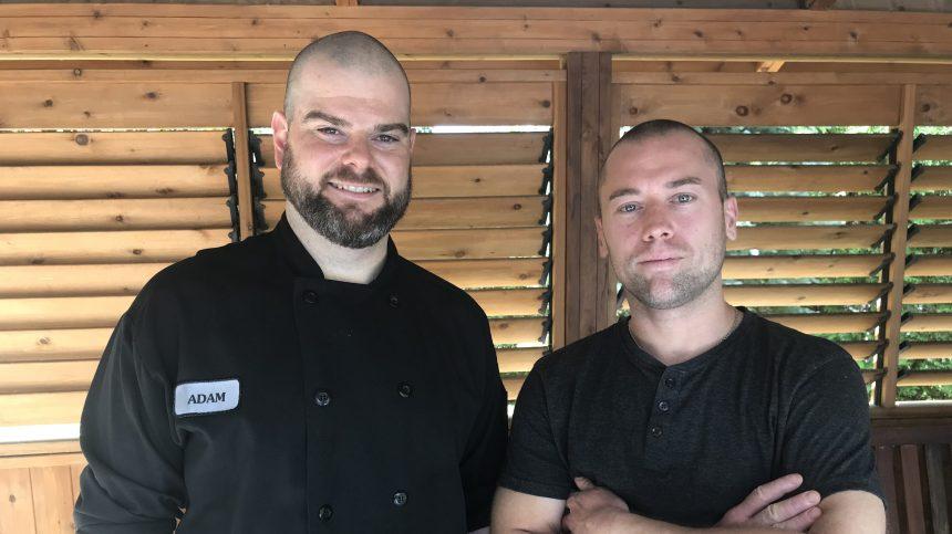 Deux héros sauvent la vie d'une octogénaire