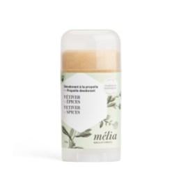 Déodorant naturel à la propolis de Mélia