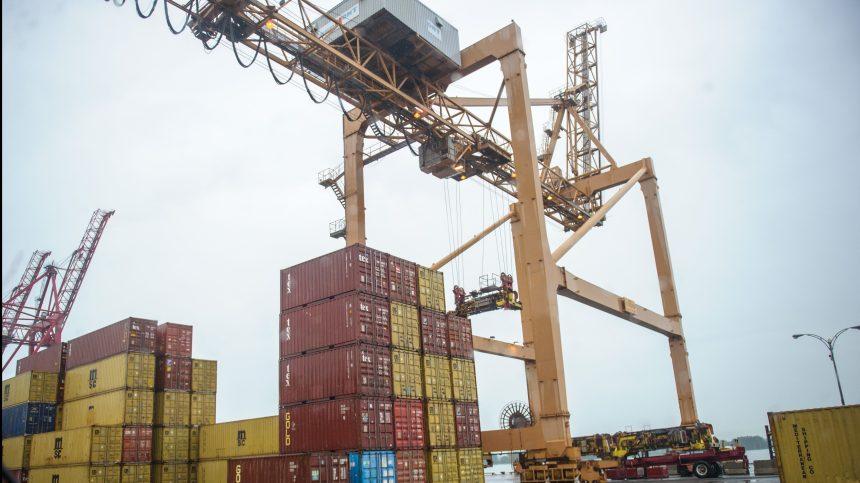 Menace de grève générale illimitée au port de Montréal