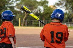 Plaisir toujours au rendez-vous au baseball malgré les mesures sanitaires