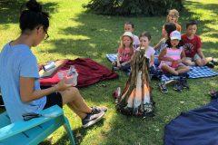 Des voisins d'Anjou créent leur propre camp de jour